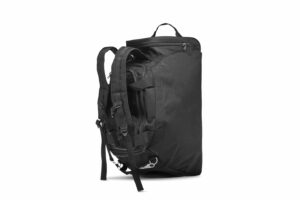 Black Offshore Backpack standing