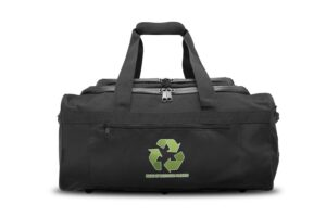 North Sea Bags RPET Hand bag in black