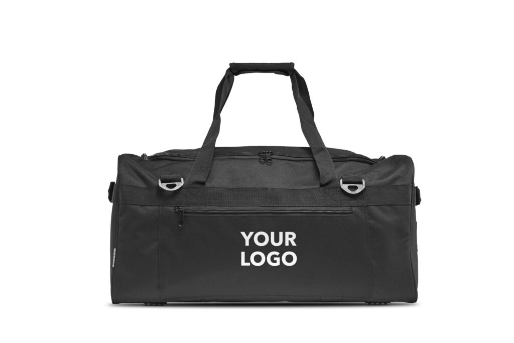 Frontside of a Nylon offshore handbag