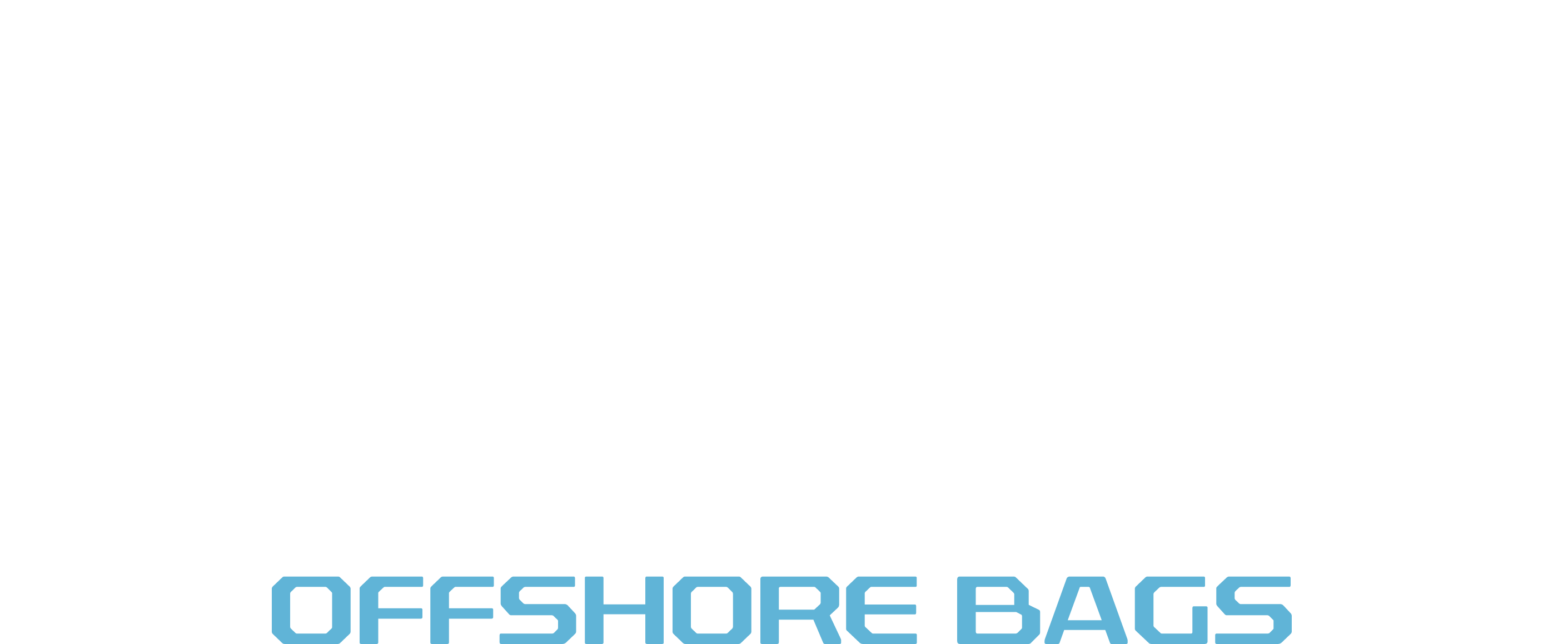 North Sea Offshore Bags transparrent banner logo